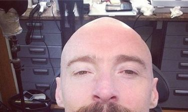 Ξύρισε το κεφάλι του και είναι αγνώριστος ο…