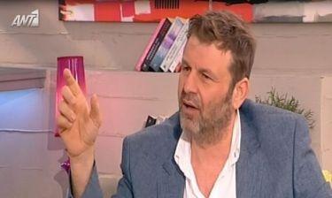 Απόστολος Γκλέτσος: «Στις Ευρωεκλογές ψήφισα τον Κουβέλη»