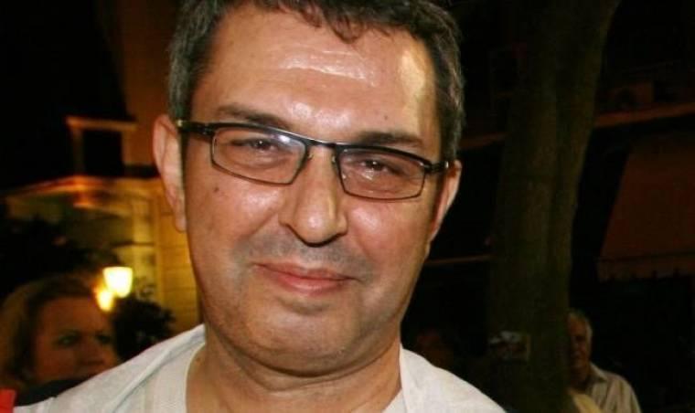 Χρήστος Χατζηπαναγιώτης: «Θέλω να υπάρχω στη σκηνή με ταλαντούχους ηθοποιούς»