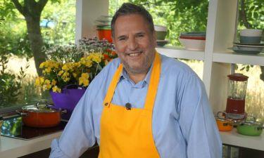 Δείτε τι θα μαγειρέψει ο Βαγγέλης Δρίσκας στην εκπομπή «Γεύσεις στη Φύση»