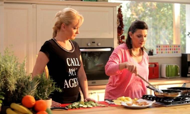 «Τι θα φάμε σήμερα μαμά;»: Η Νταϊάν Κόχυλα φτιάχνει εδέσματα από την Κύπρο