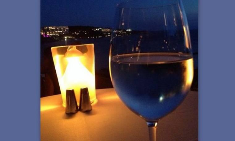 Μια ρομαντική βραδιά για την…
