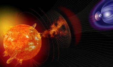 Παρασκευή και 13: Καταιγίδα ηλιακών εκρήξεων θα πλήξει τη γη σήμερα