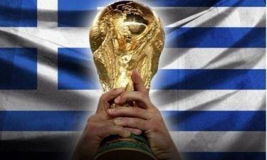 Παγκόσμιο Κύπελλο Ποδοσφαίρου 2014: Οι Έλληνες celebrities στήριξαν με τον τρόπο τους την Εθνική ομάδα! (φωτό)
