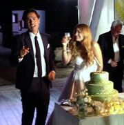 Καμπούρη-Ταρασιάδης: Όλα όσα έγιναν στο γαμήλιο πάρτι τους και το τρικούβερτο γλέντι! (φωτό)