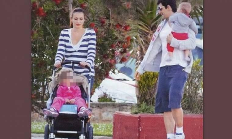 Σάκης Ρουβάς: Πού πέρασε το Σαββατοκύριακο με την οικογένειά του; (φωτό)