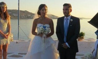 Η Μάρα Μεϊμαρίδη πάντρεψε την κόρη της στην Μύκονο!