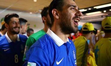 Μουντιάλ 2014-Εθνική Ελλάδας: Κατσουράνης ο πιο σέξι παίκτης!