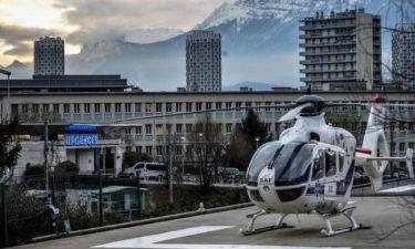 Μίκαελ Σουμάχερ: Αυτό είναι το ελικόπτερο που μετέφερε τον Γερμανό «πιλότο»