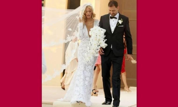 Λοΐζου – Σταθοκωστόπουλος: Το φωτογραφικό άλμπουμ του γάμου τους!