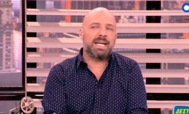 Νίκος Μουτσινάς: «Βρέθηκα μέσα σε μια εβδομάδα δυο φορές στα επείγοντα»