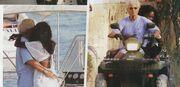 Διακοπές με την νέα του σύντροφο για τον Τιερί Ρουσέλ
