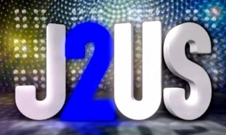 Αυτά είναι τα νούμερα τηλεθέασης του τελικού του «J2US»