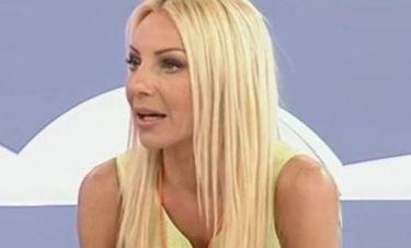 Έλενα Τσαβαλιά: «Ο γιος μας στεναχωρήθηκε πολύ… έκλαιγε»