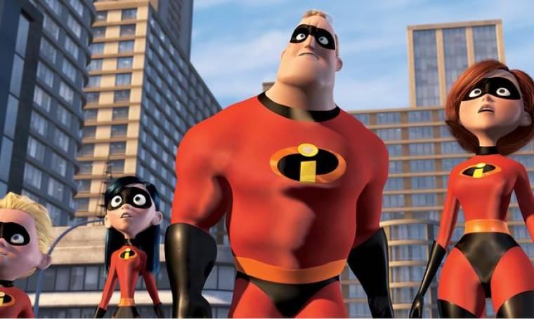 «Οι Απίθανοι» της Disney στον Alpha!