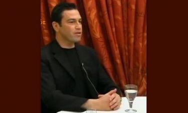 Μάριος Φραγκούλης: «Οι περισσότεροι φίλοι μου δεν έχουν καμία σχέση με το χώρο»