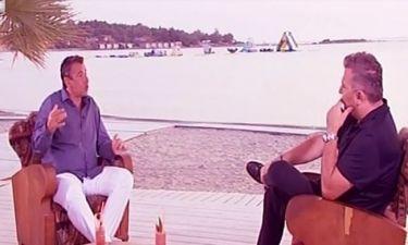 Έλυσαν την διαφορά τους on air για την λέξη «αρπαχτή» και ο Λιάγκας ζήτησε δημόσια συγγνώμη