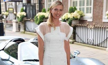 Η Sarapova και η… Porsche!