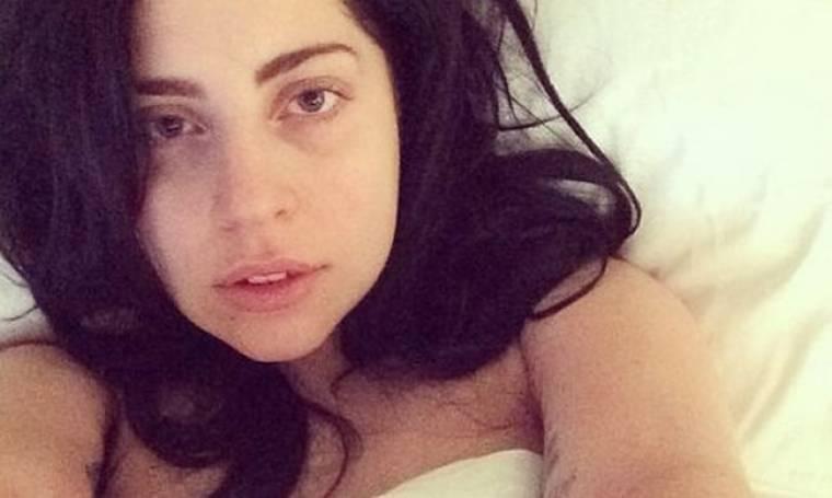 Πιο όμορφη από ποτέ η Gaga όταν είναι άβαφη!