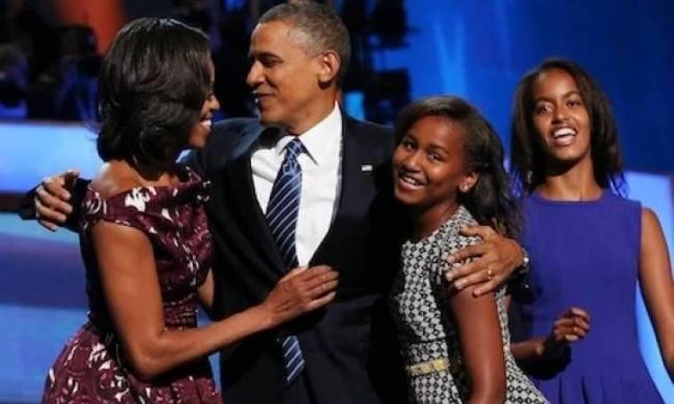 ΗΠΑ: Στο... μεροκάματο οι κόρες του Ομπάμα