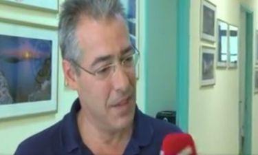 Νίκος Μάνεσης: «Είμαι αγύριστο κεφάλι, δεν χαϊδεύω αυτιά και αυτό μου έχει στοιχίσει επαγγελματικά»