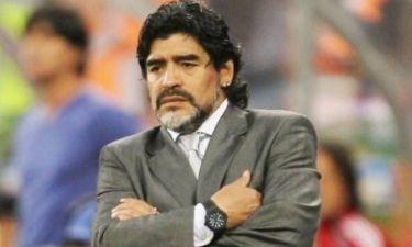 Μουντιάλ 2014: Έξαλλος με FIFA ο Μαραντόνα