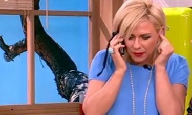 Κατερίνα Καραβάτου: Ποιον πήρε τηλέφωνο την ώρα της εκπομπής και τι χάρη του ζήτησε;