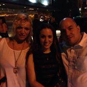 Τοπάζη – Καλομοίρα: Στη συναυλία της Άννας Βίσση στην Νέα Υόρκη