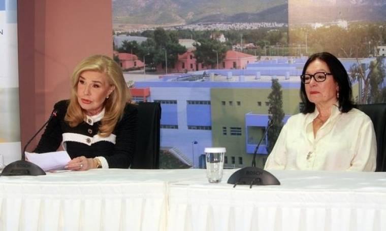Νάνα Μούσχουρη: Συνέντευξη Τύπου για την συναυλία της στο Ηρώδειο