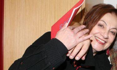 Φιλαρέτη Κομνηνού: «Ενδίδω στον ρόλο και στις συγκυρίες»