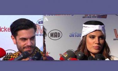 MAD VMA: Στρατής-Συνατσάκη: Η αναπόφευκτη συνάντηση μετά τον χωρισμό τους!
