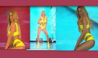 MAD VMA: Η Κατερίνα Στικούδη λίκνισε τους γοφούς της και «προκάλεσε εγκεφαλικά»