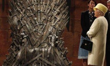Η Βασίλισσα Ελισάβετ και το… Game Of Thrones