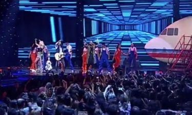 MAD VMA: Σχοινάς, Rec, Αβραμίδου μαζί στην σκηνή