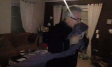 Video: Αυτός είναι πιο τρελός πανηγυρισμός του γκόλ του Σαμαρά (Nassos Blog)
