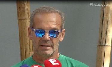 Νέες δηλώσεις Κωστόπουλου για την αποχώρησή του από το «Πρωινό Mou»