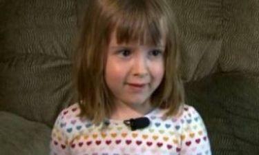 Τετράχρονη... ντετέκτιβ εξιχνίασε τη διάρρηξη!