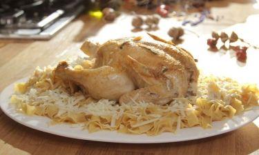 Τι μαγειρεύει σήμερα η Νταϊάν Κοχύλα;