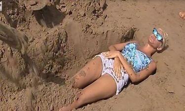 Απολαυστικό βίντεο! «Θάψανε» την Σάσα Σταμάτη on air στο «Πρωινό»