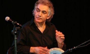 Omar Faruk στο θέατρο Βράχων