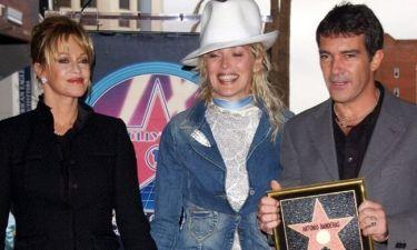 Sharon Stone: «Δεν βγαίνω με τον Banderas»