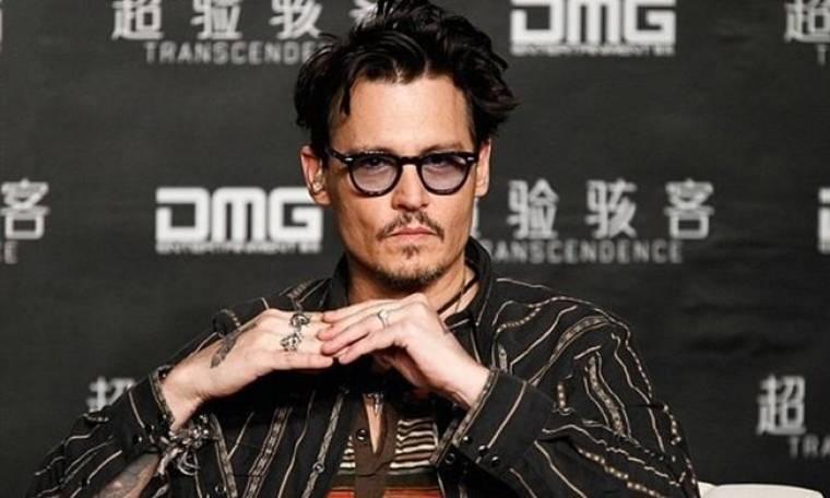 Johny Depp: Από το σινεμά, κριτής σε… κινέζικο ριάλιτι!