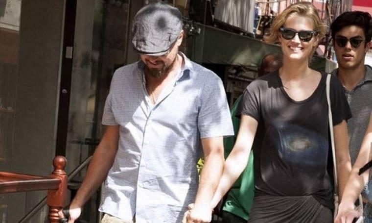 Βάζουν τέλος στις φήμες Di Caprio και Garrn