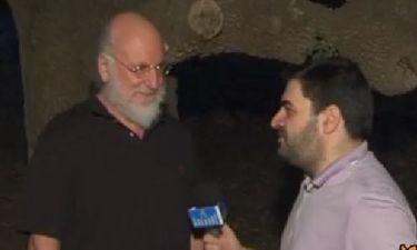 Διονύσης Σαββόπουλος «Δεν είμαστε όποιοι κι όποιοι, είμαστε οι Έλληνες... Πιστεύω ακράδαντα ότι θα τα καταφέρουμε»