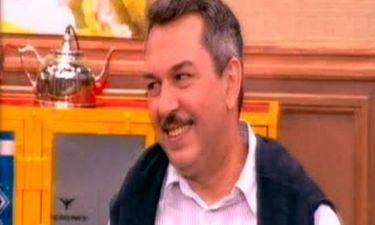 Ο Χρήστος Χατζηπαναγιώτης μίλησε για τη συμβίωσή του με τη Βίκυ Σταυροπούλου