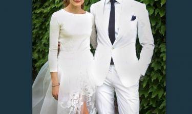 Να ζήσουν! Γνωστό μοντέλο παντρεύτηκε τον αγαπημένο της!