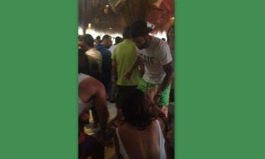 Ξύλο στη Μύκονο: Ο Σιδεράκης έπαιξε μπουνιές με επιχειρηματία για μια μπατσίνα (Nassos blog)