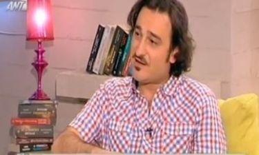 Δε θα πιστεύετε πόσο χρονών είναι ο Βασίλης Χαραλαμπόπουλος!
