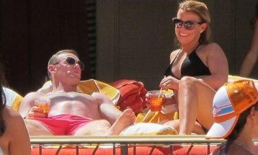Μουντιάλ 2014: Πνίγει τον… καημό του για τον αποκλεισμό στην Ibiza ο Rooney