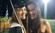 Σαραβάκος-Γεροθόδωρου: Συγκινημένοι για την αποφοίτηση της κόρης τους